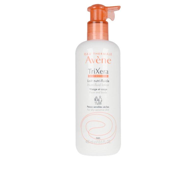 Avène Trixera Nutri-Fluid Lotion Tratamiento Hidratante Corporal/Facial 400ml