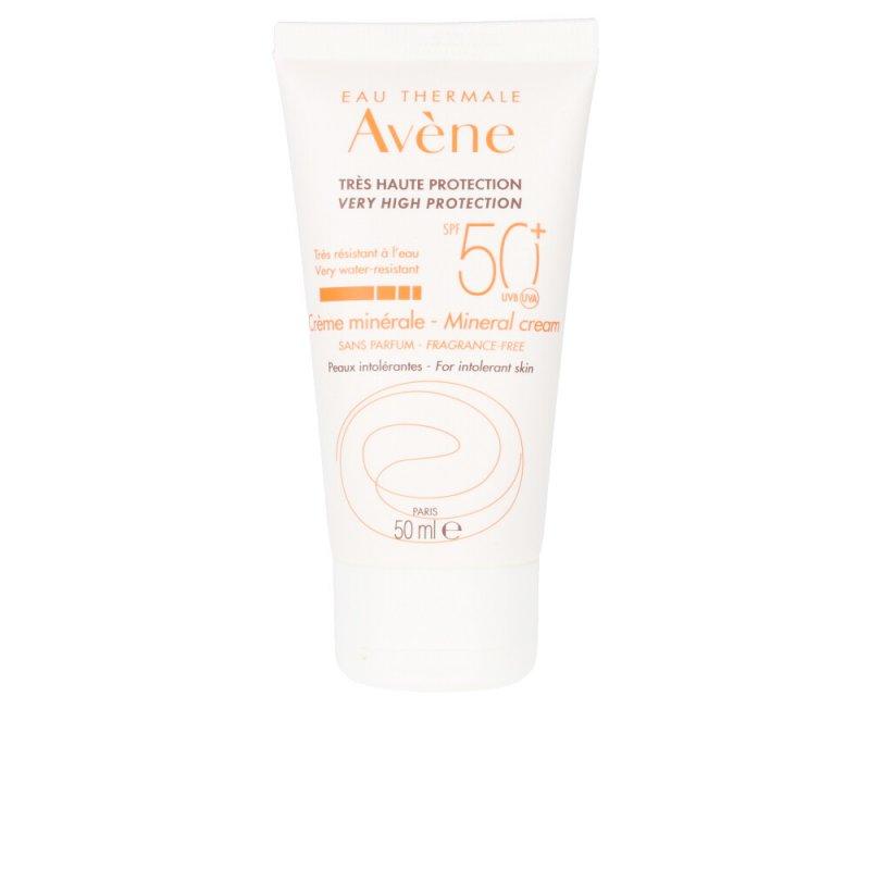 Avène Solaire Haute Protection Crème Minérale SPF50+ 50ml