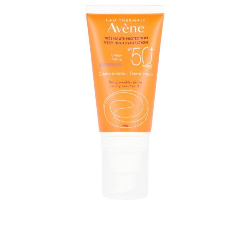 Avène Solaire Haute Protection Crème Teintée SPF50+ Facial 50ml