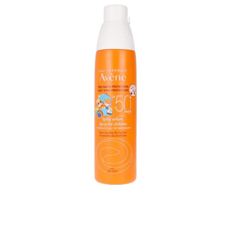 Avène Solaire Haute Protection Spray Enfant SPF50+ Facial 200ml