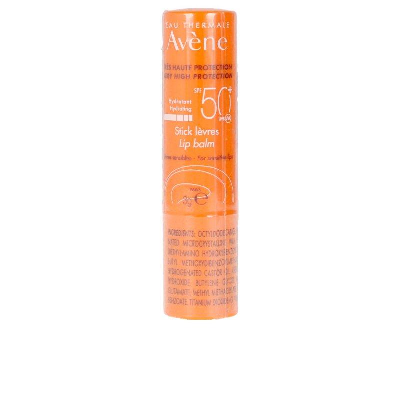 Avène Solaire Haute Protection Stick Lèvres SPF50+ Labial 3g