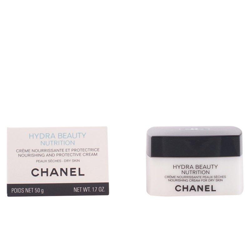 Chanel Hydra Beauty Nutrition Crème Nourissante Peaux Sèches Tratamiento Facial Hidratante 50ml