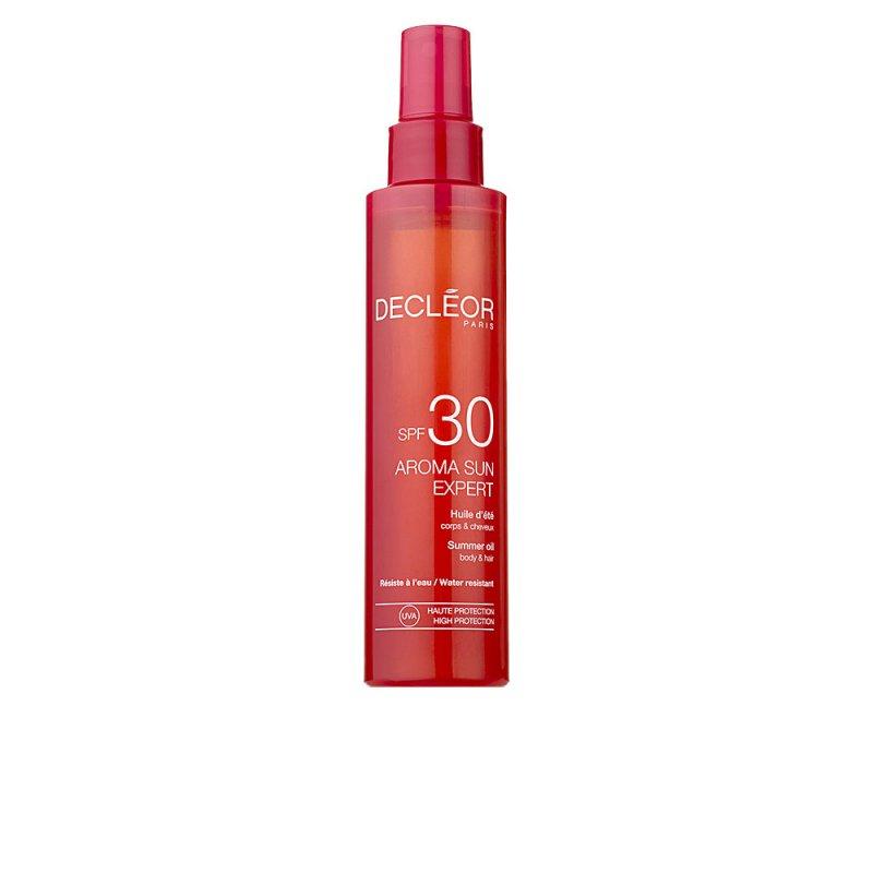 Decléor Aroma Sun Expert Huile D'Eté SPF30 Capilares 150ml