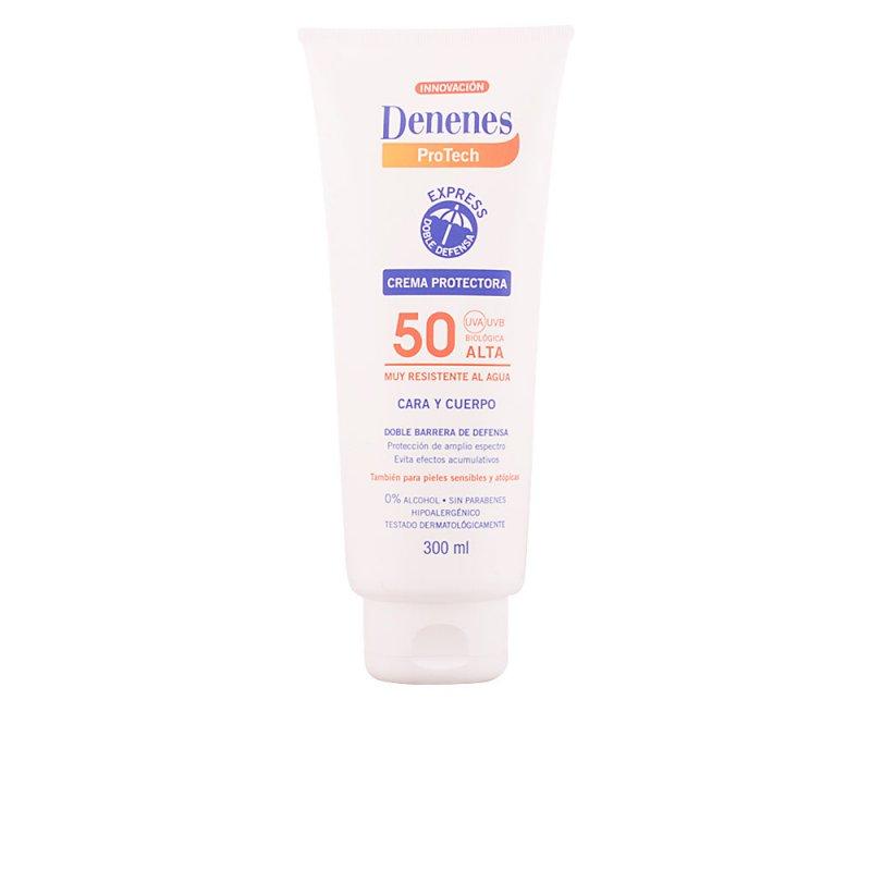Denenes Protech Crema Cara & Cuerpo SPF50 300ml