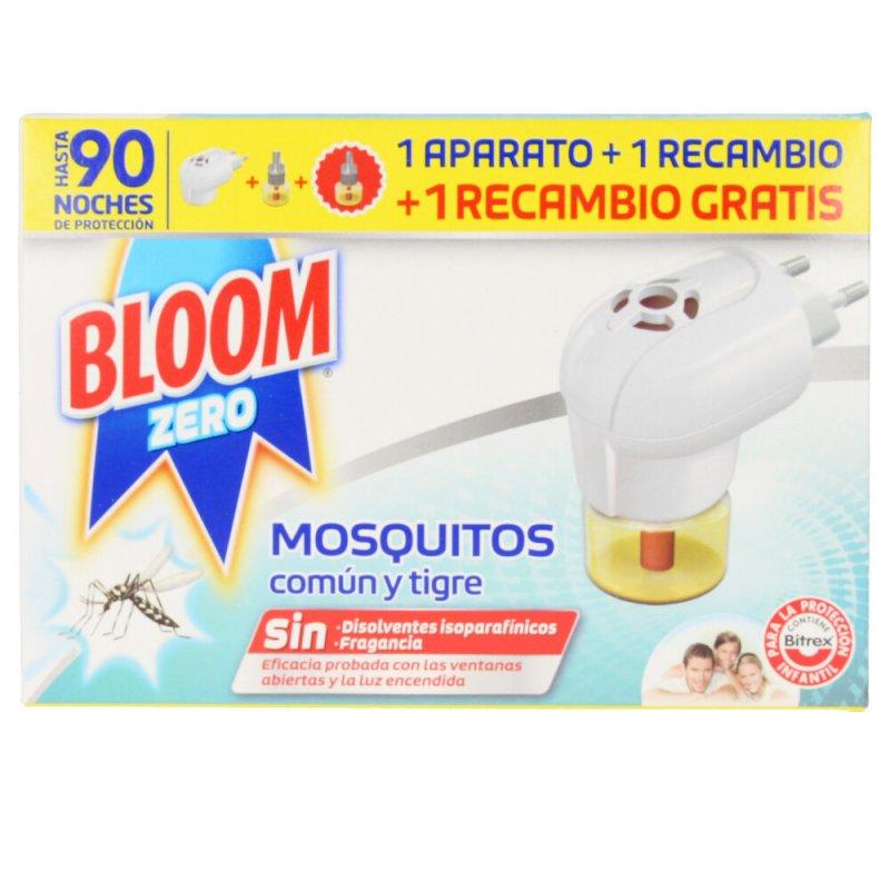 Bloom Zero Mosquitos Aparato Eléctrico Insecticida