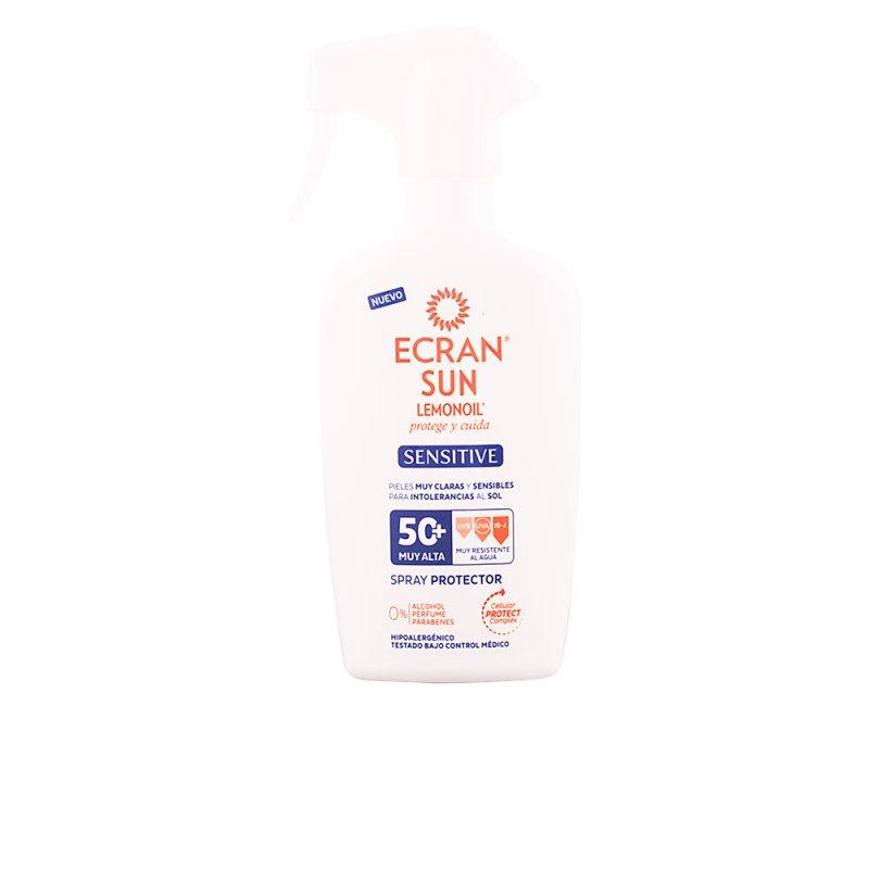 Ecran Sun Lemonoil Sensitive Spray Protector SPF50+ Protector Solar 300ml