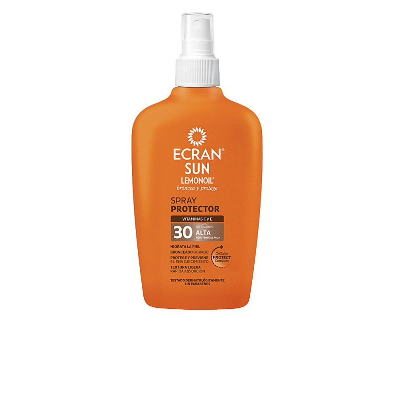 Ecran Sun Lemonoil Leche Protectora SPF30 Spray 200ml