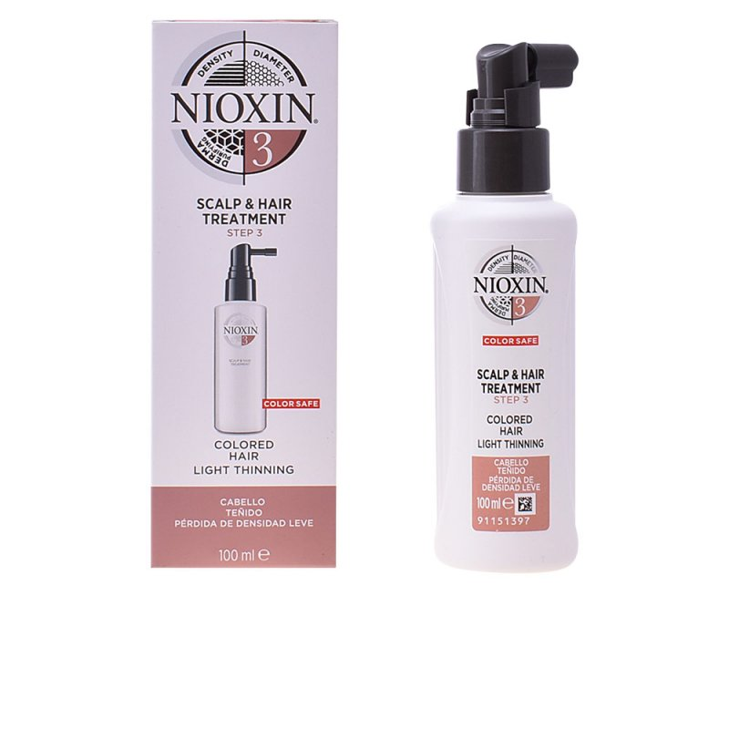 Nioxin System 3 Scalp & Hair Treatment Step 3 Colored Hair Tratamiento Capilar 100ml