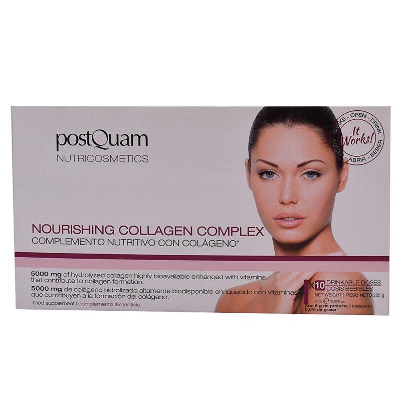 PostQuam Nourishing Collagen Complex 10 Unidades