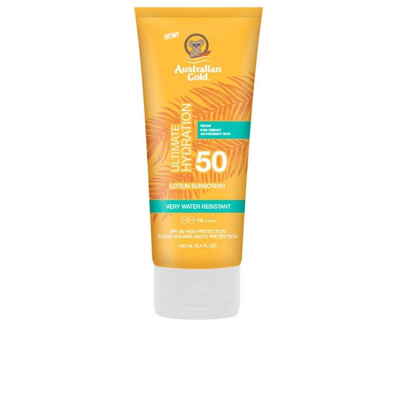Australian Gold Sunscreen SPF50 Lotion 100ml