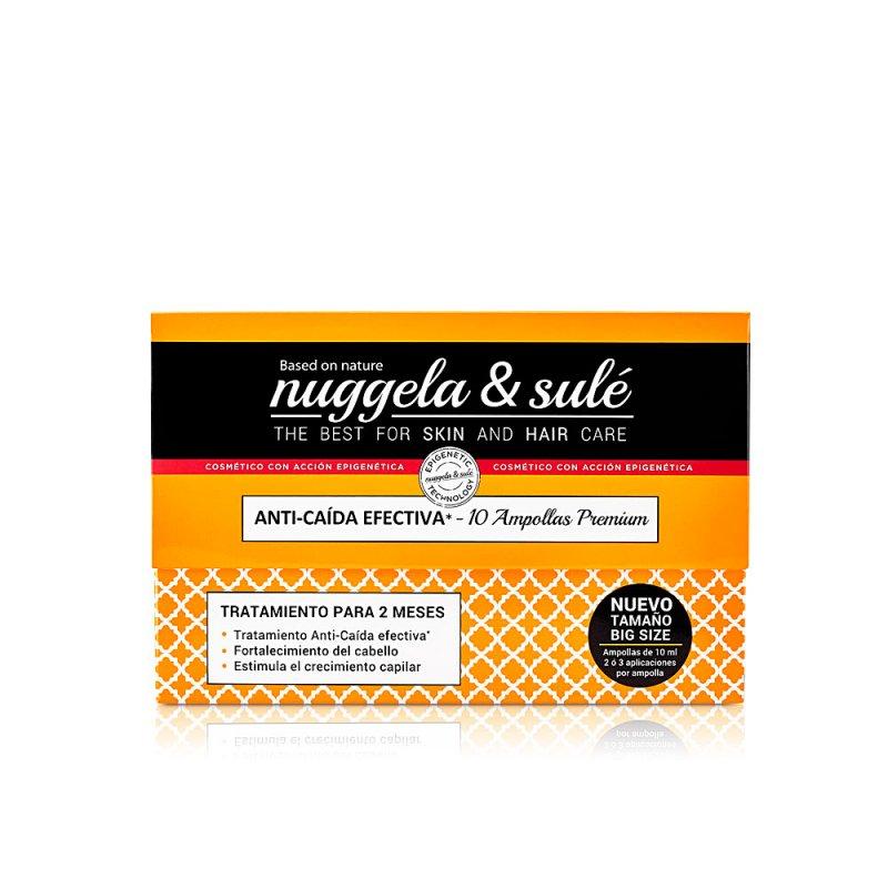 Nuggela & Sulé Tratamiento Anti-Caída 10 Ampollas