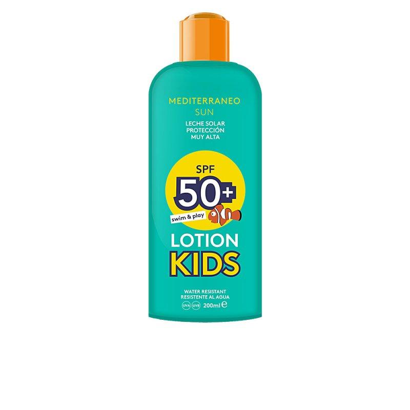 Mediterraneo Sun Kids Lotion Swim & Play SPF50 200ml