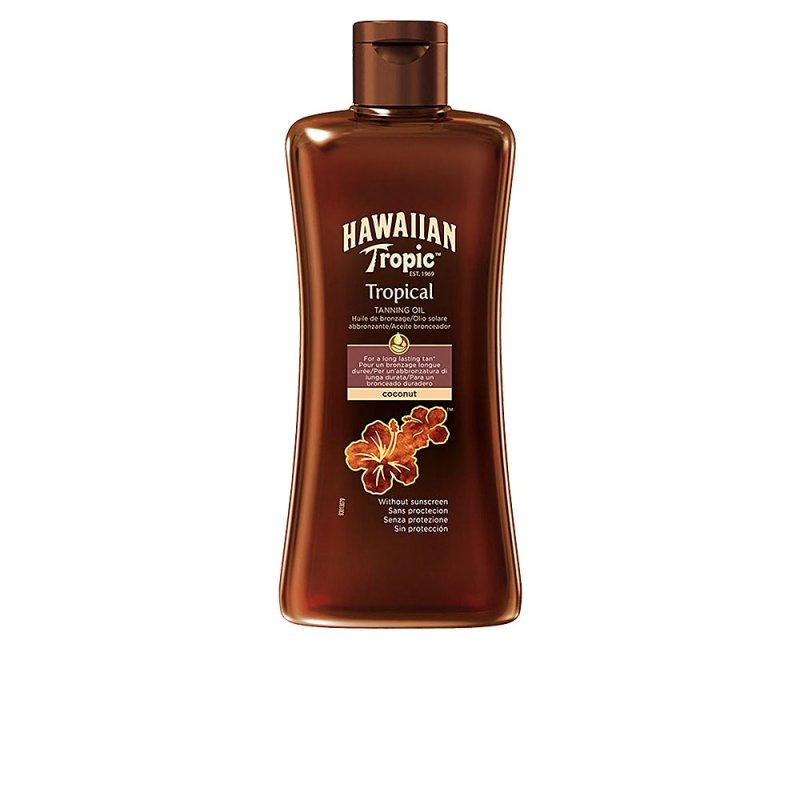 Hawaiian Tropic Coconut Tropical Tanning Oil 200ml