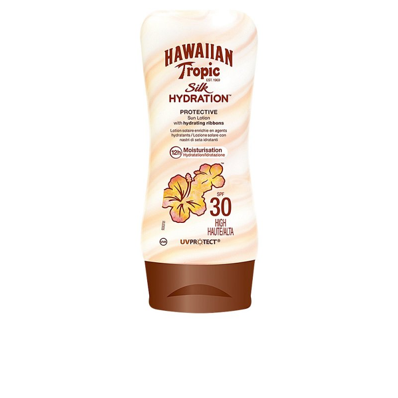 Hawaiian Tropic Silk Hydration Sun Lotion SPF30 180ml