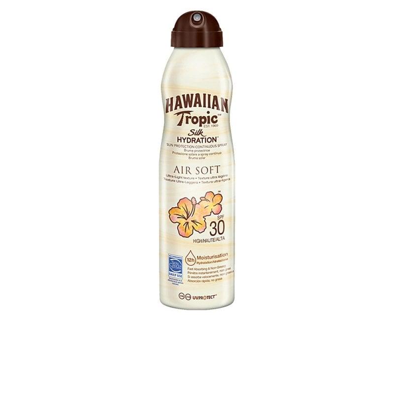 Hawaiian Tropic Silk Hydration Air Soft SPF30 Spray 177ml
