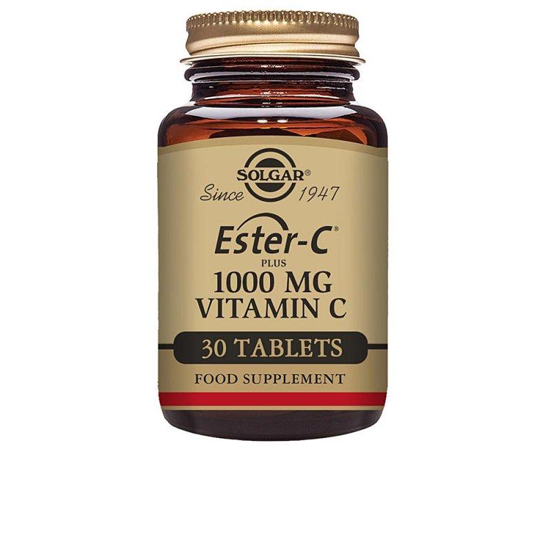 Solgar Ester-C Plus 1000 Suplemento 30 Comprimidos