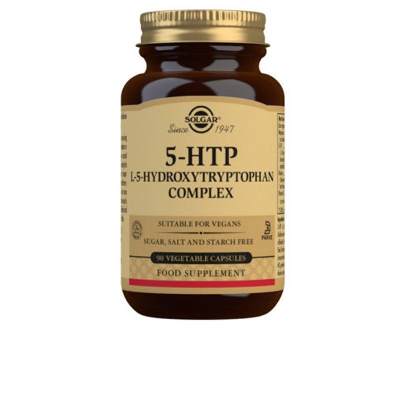 Solgar L-5-Hidroxitriptófano (5-HTP) Suplemento 90 Cápsulas Vegetales