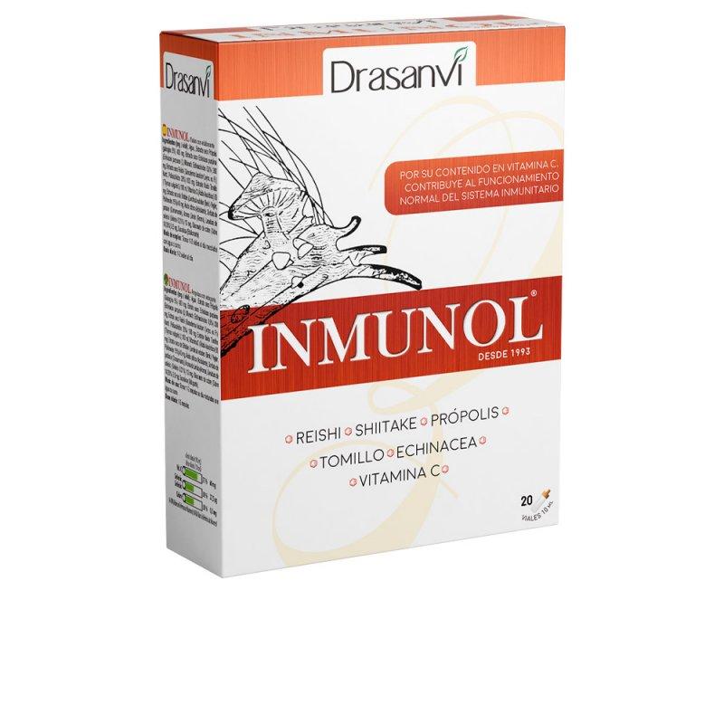 Drasanvi Inmunol Complemento Vitamínico - Minerales Y Oligoelementos 20 Viales