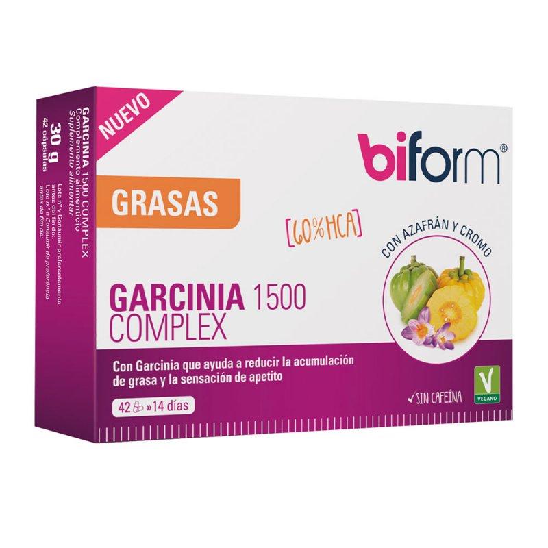 Biform Garcinina Complex 45 Cápsulas