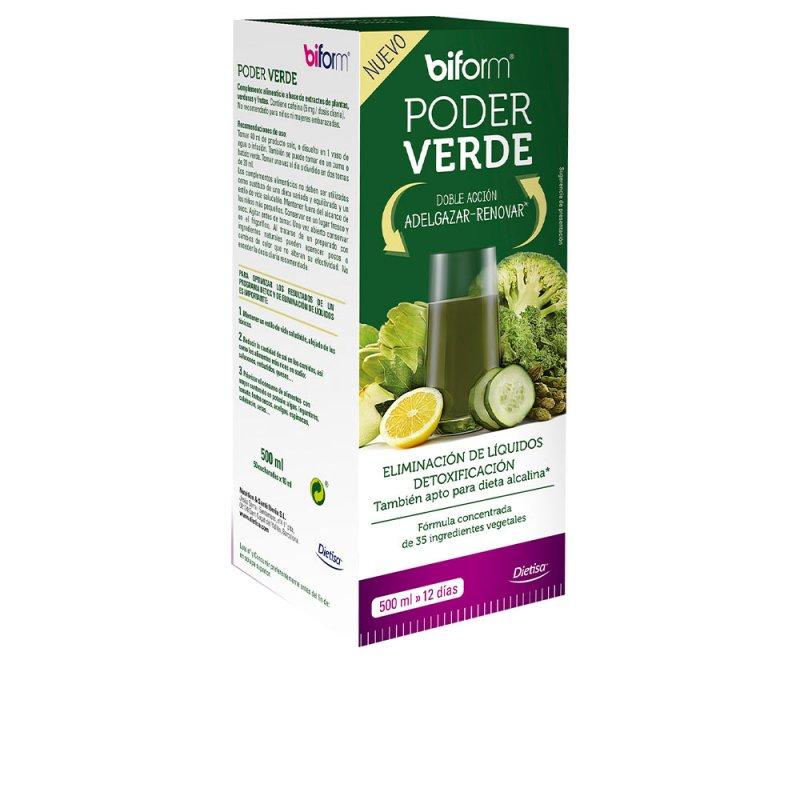 Biform Poder Verde Suplemento 500ml