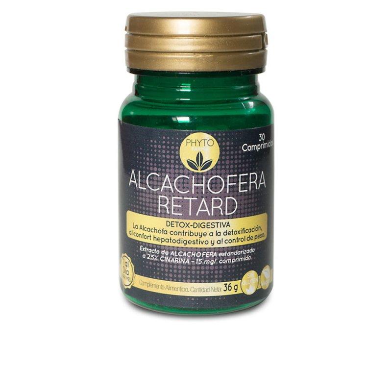 Phytofarma Phyto Alcachofera Retard 30 Comprimidos De 1200mg