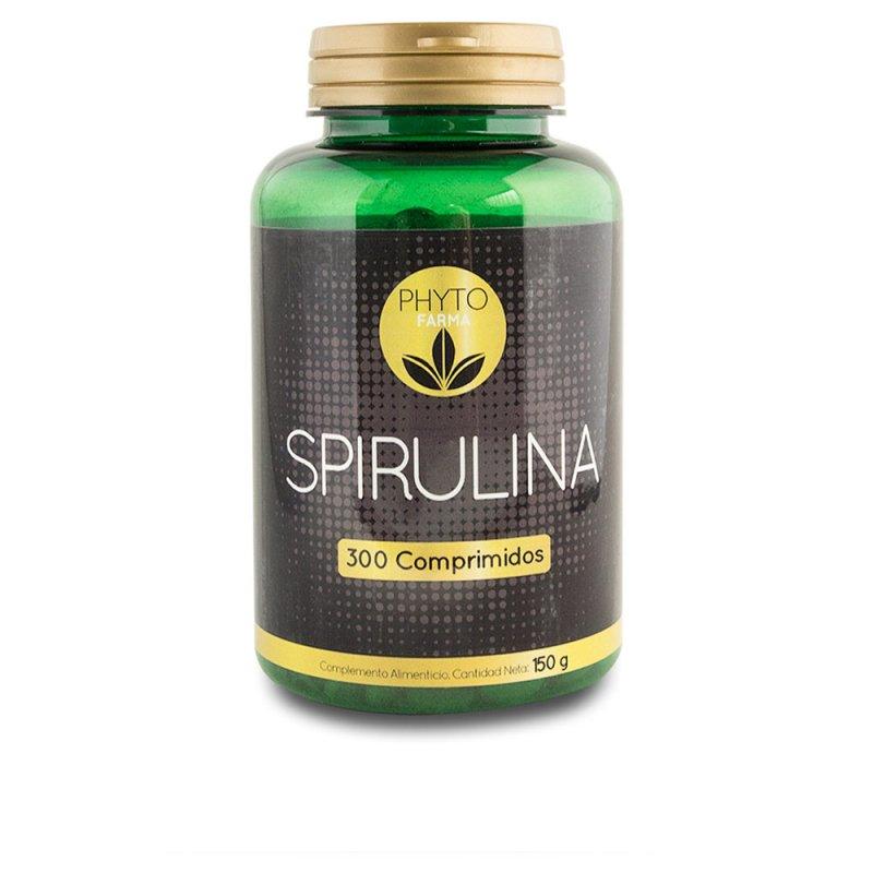 Phytofarma Phyto Spirulina Suplemento 300 Comprimidos