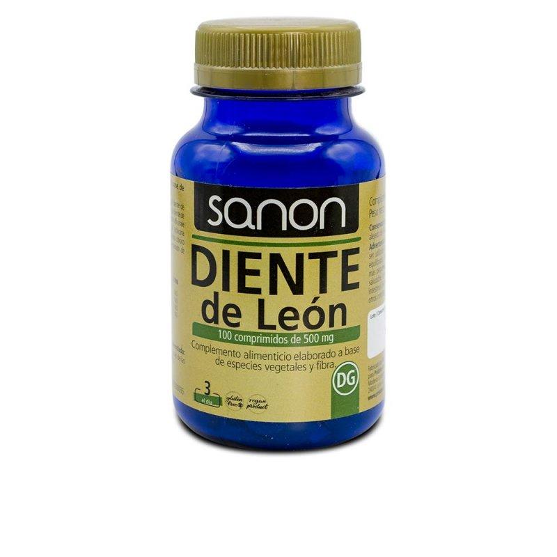 Sanon Diente De León 100 Comprimidos De 500mg