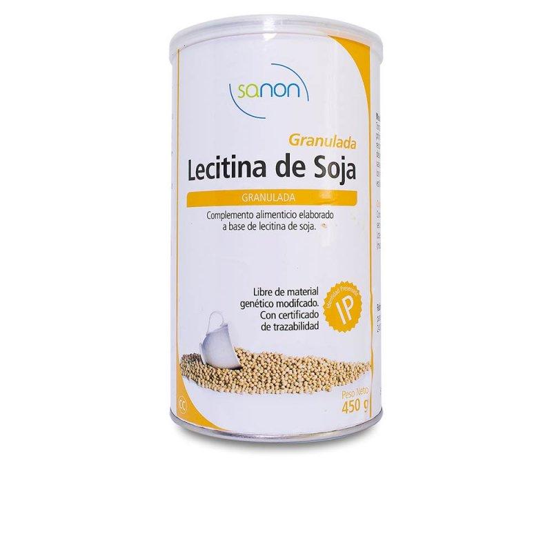 Sanon Lecitina De Soja Granulada 450gr