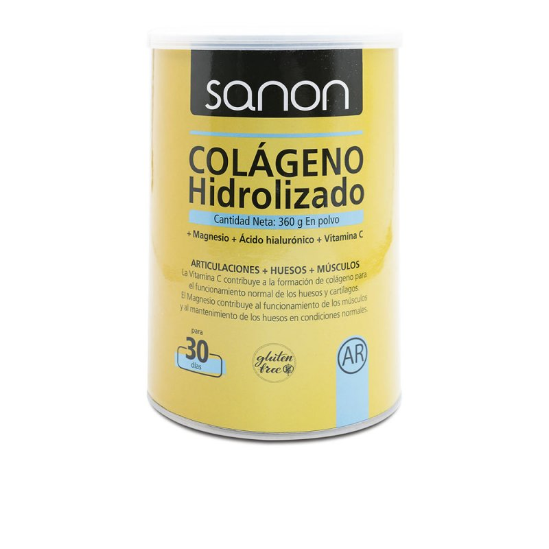 Sanon Colágeno Hidrolizado En Polvo 360gr