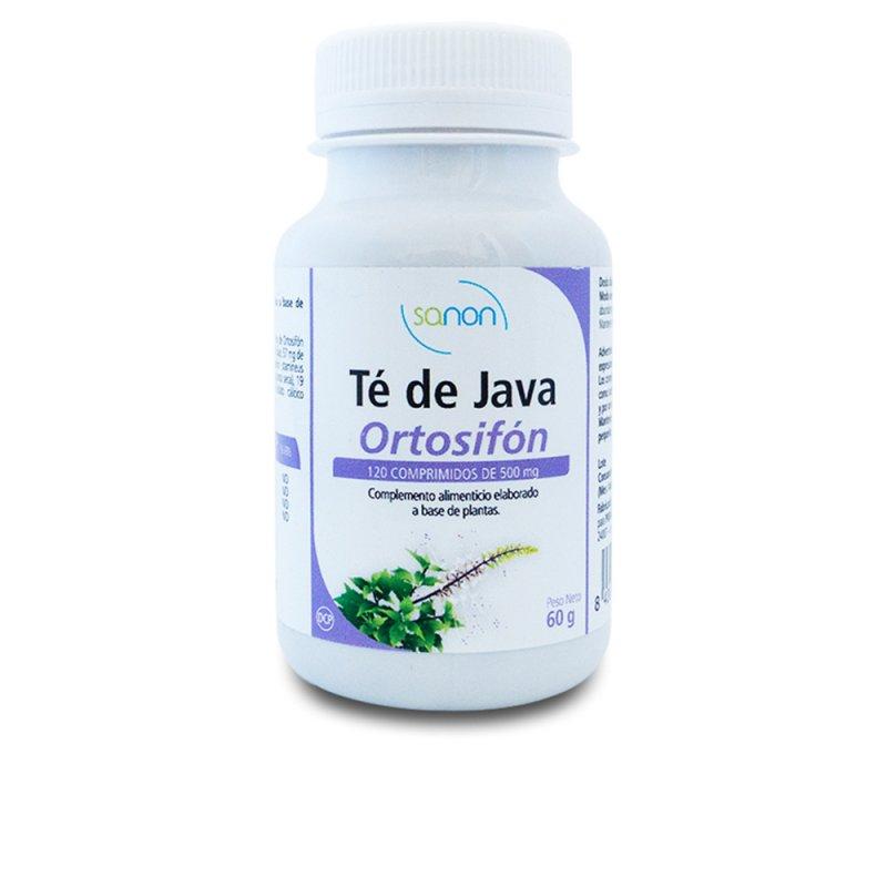 Sanon Té De Java Ortosifón Suplemento 120 Comprimidos De 500mg
