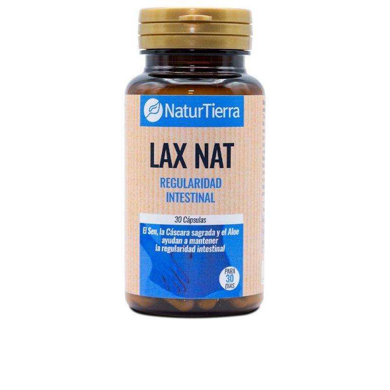 Naturtierra Lax Nat Suplemento 30 Cápsulas