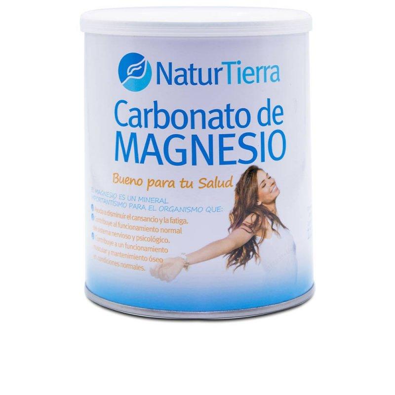 Naturtierra Carbonato De Magnesio Minerales Y Oligoelementos 110gr