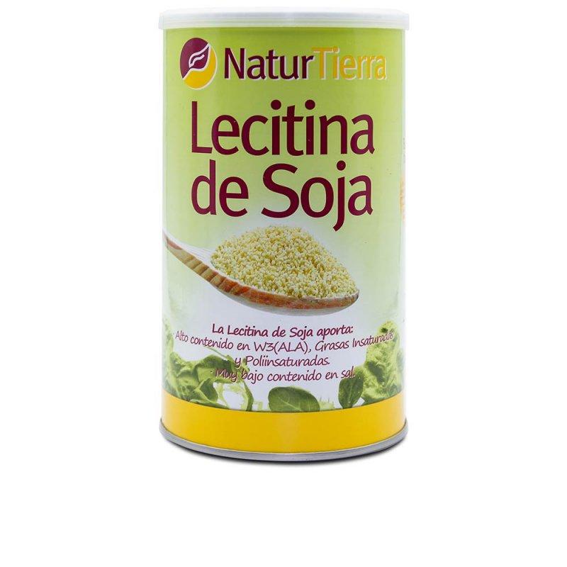 Naturtierra Lecitina De Soja Granulada Bote 450gr