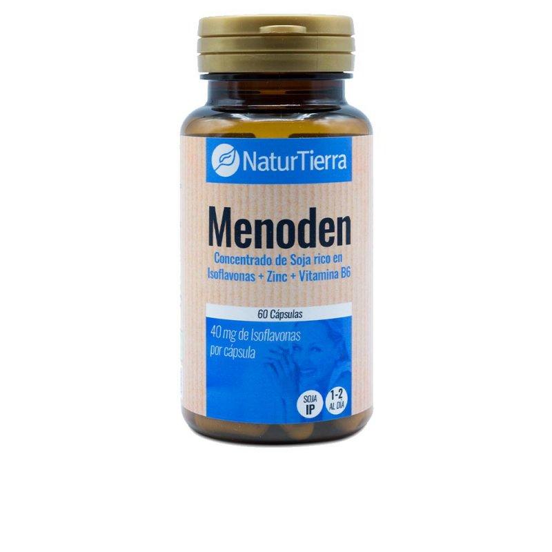 Naturtierra Menoden Minerales Y Oligoelementos 60 Cápsulas