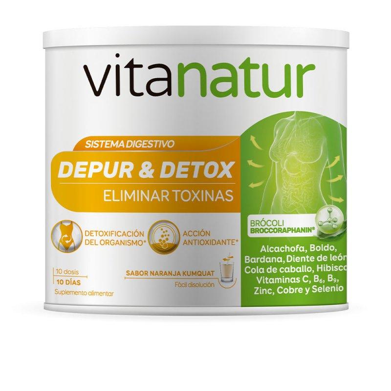 Vitanatur Depur & Detox Lote De Nutrición 200g