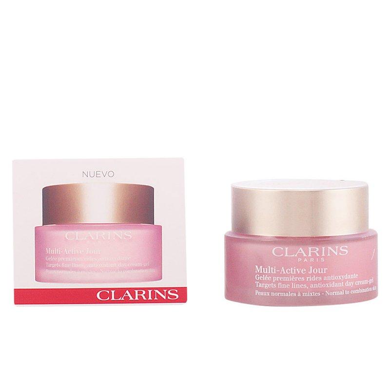 Clarins Multi-active Gel Crème Jour Tratamiento Facial Hidratante 50ml