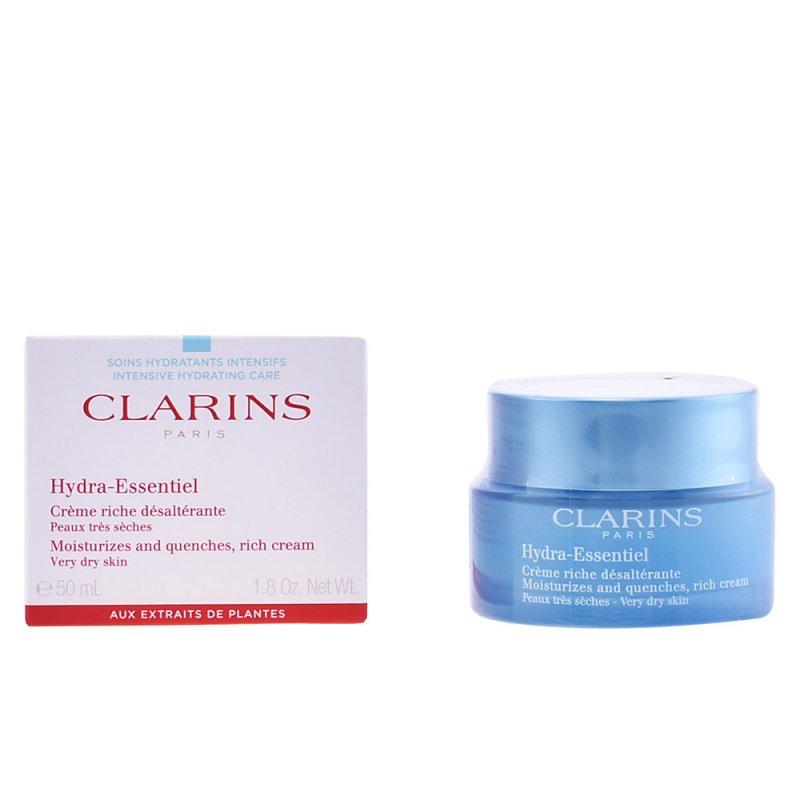 Clarins Hydra Essentiel Rich Cream Tratamiento Facial Hidratante 50ml