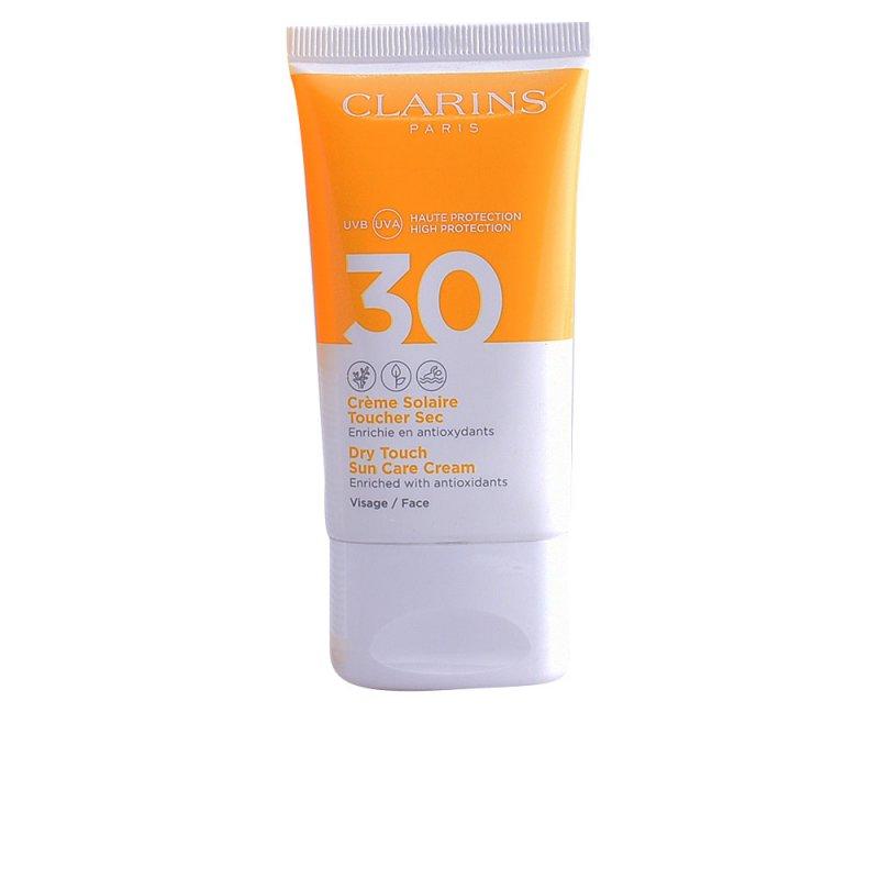 Clarins Solaire Crème Toucher Sec SPF30 Faciales 50ml