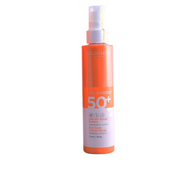 Clarins Solaire Lait En Spray SPF50 150ml