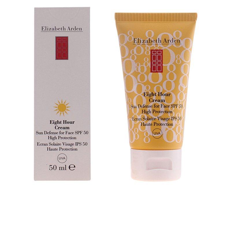 Elizabeth Arden Eight Hour Cream Sun Defense For Face SPF50 Faciales 50ml