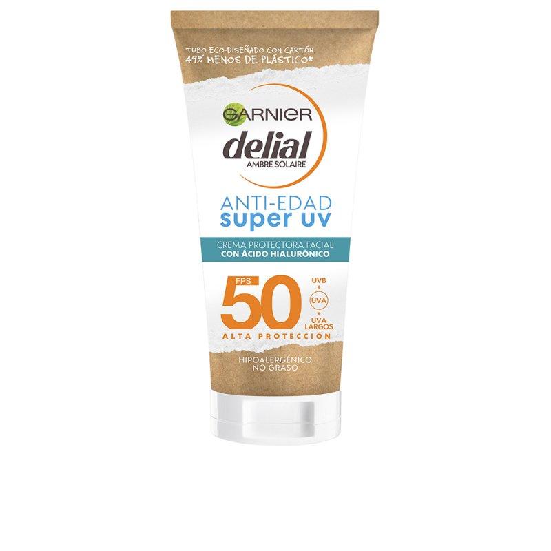 Garnier Super UV Anti-Edad Crema Facial SPF50 Faciales 50ml