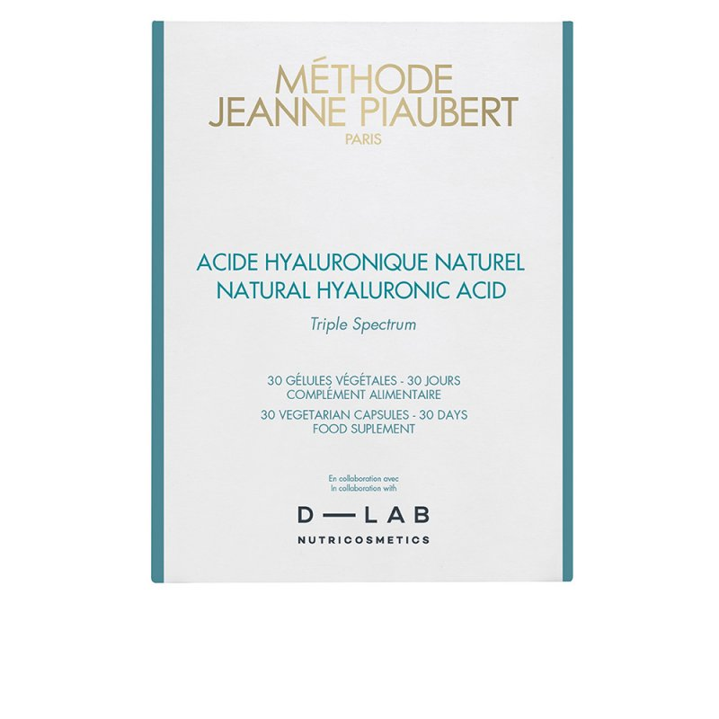 Jeanne Piaubert L'Hydro Active 24h Tri-Acides Hyaluroniques 30 Cápsulas