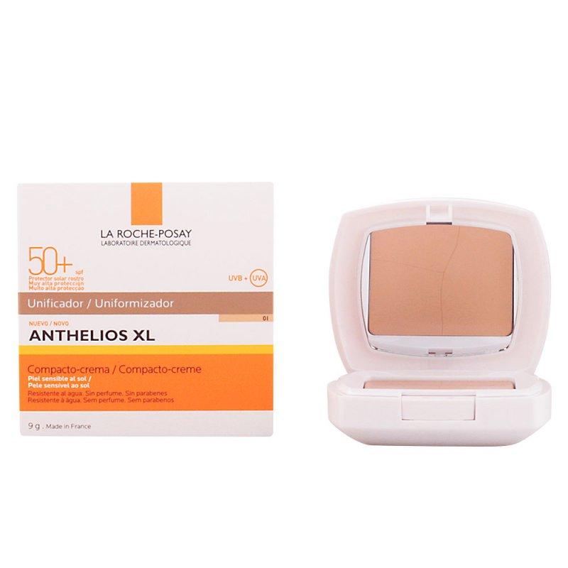 La Roche Posay Anthelios XL Compact-Crème Unifiant SPF50+ 1 9gr