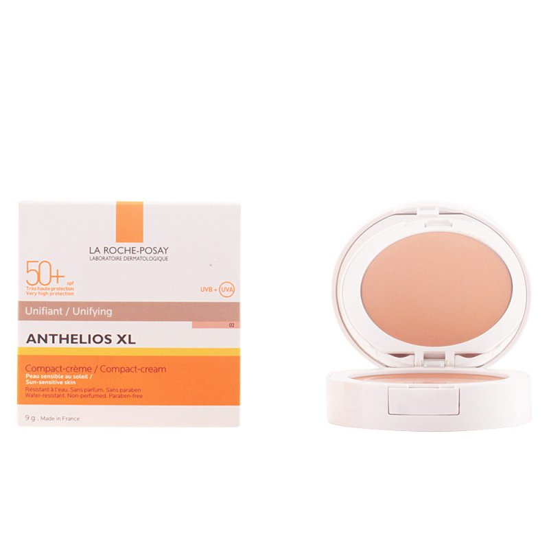 La Roche Posay Anthelios XL Compact-Crème Unifiant SPF50+ Faciales 2 9gr