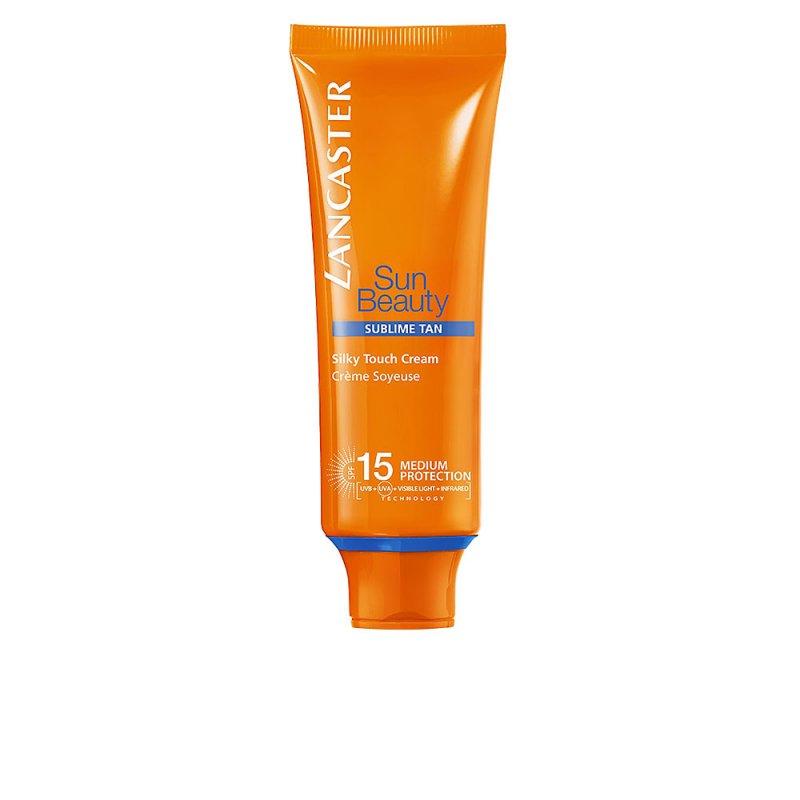 Lancaster Sun Beauty Silky Touch Face Cream SPF15 Faciales 50ml
