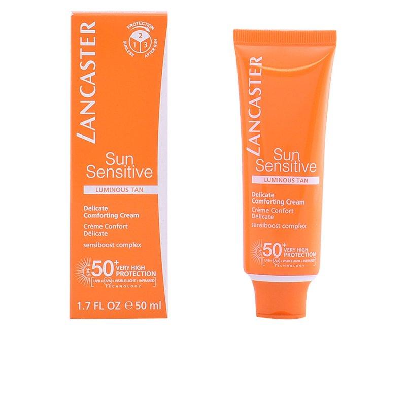 Lancaster Sun Sensitive Delicate Comforting Cream SPF50+ Corporales 50ml