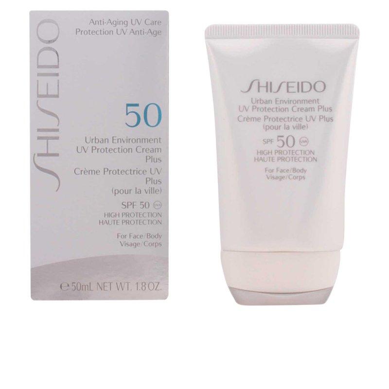 Shiseido Urban Environment UV Protection Cream Plus SPF50 Faciales 50ml