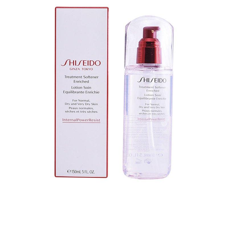 Shiseido Defend Skincare Treatment Softener Enriched Tónico Facial 150ml