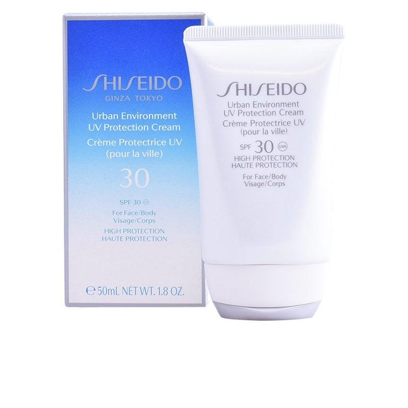 Shiseido Urban Environment UV Protection Cream SPF30 Faciales 50ml