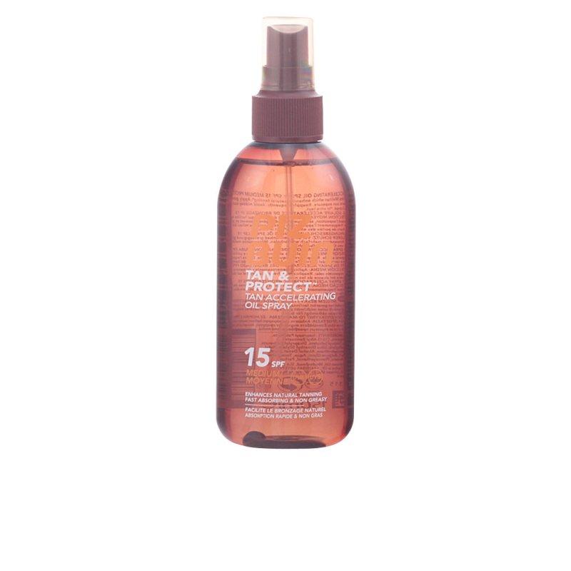 Piz Buin Tan & Protect Oil Spray SPF15 Corporales 150ml